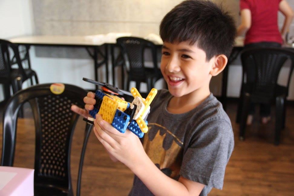 dream world robotics - achievement