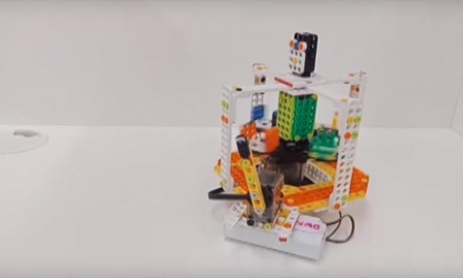 Dream world robotics DIY Merry go Arund