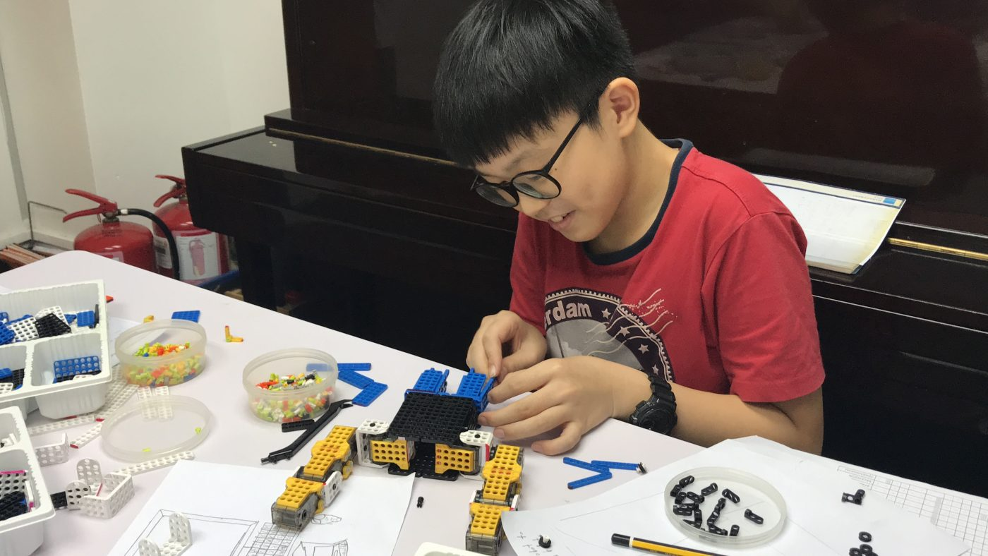 Dream World Robotics Setapak KL STEM Education for kids