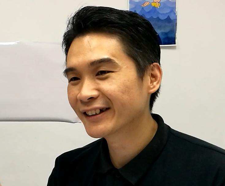 Dream World Robotics Setapak KL teacher Martin