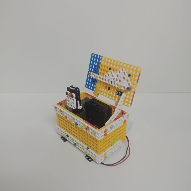 Dream World Robotics DIY Project