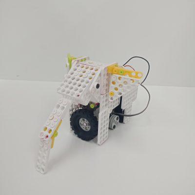 Dream World Robotics Students Elephant Robot