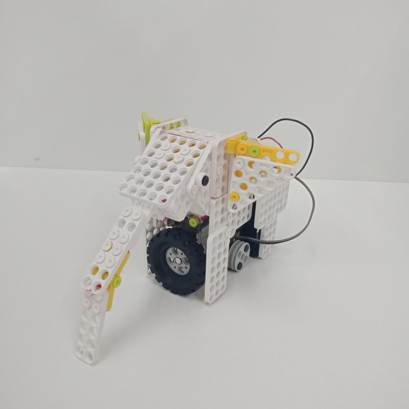 Dream World Robotics Students Elephant Robot