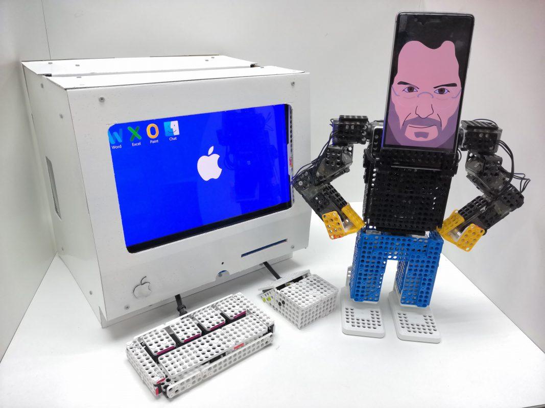 Dream World Robotics-Steve Jobs & Mac Project