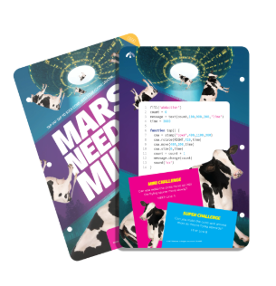 Dream World Robotics-2d game design for kids-step1