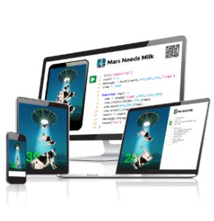 Dream World Robotics-2d game design for kids-step3a