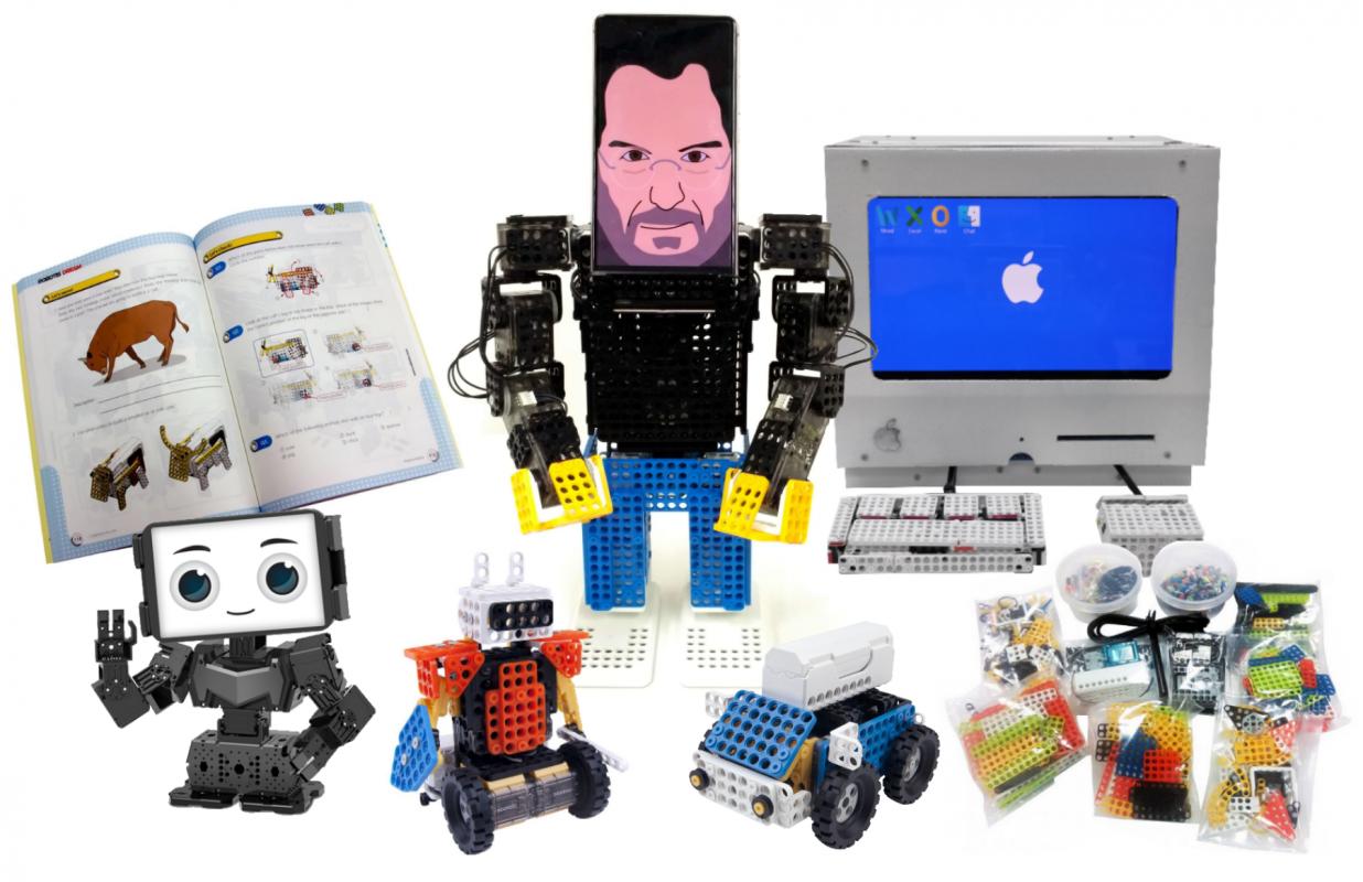 Dream World Robotics Learning tools1