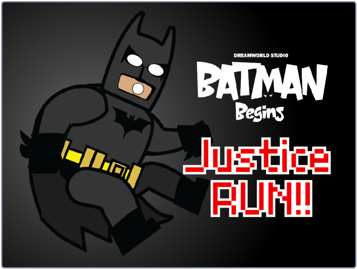 Dream World Game Design - Batman Begins