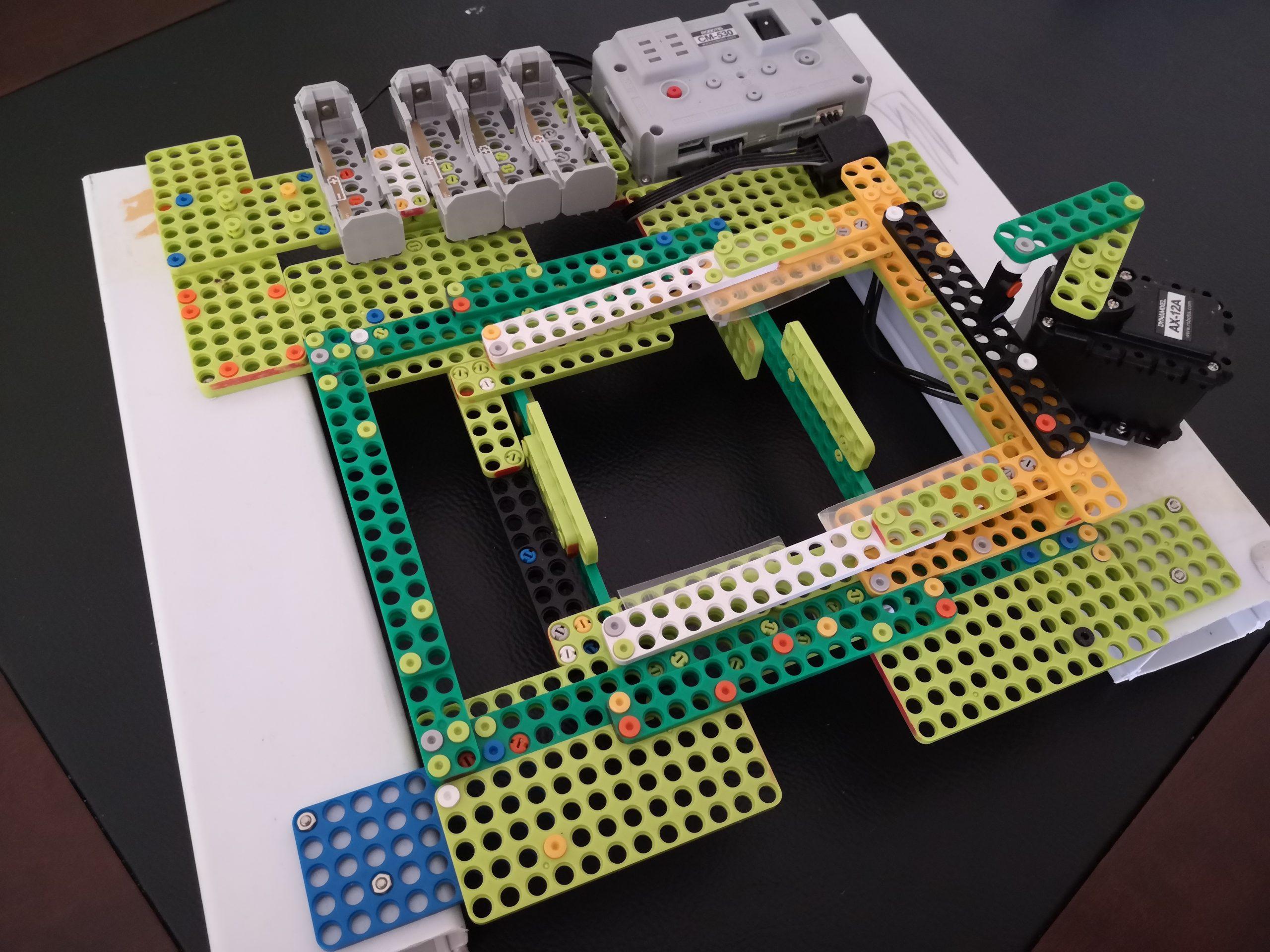 Dream World Robotics Design - Paper Cup Dispenser