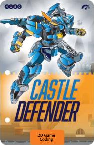 Dream World Robotics-2d game design for kids-game10a