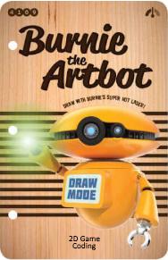 Dream World Robotics-2d game design for kids-game7a