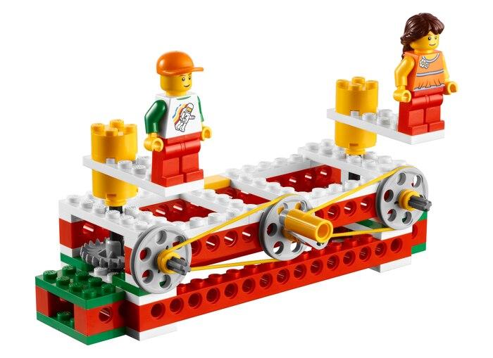 Dream World Robotics-LEGO MINDSTORMS_Simple machines junior