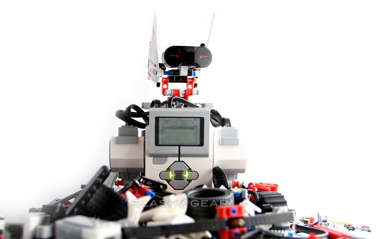 Dream World Robotics Lego Mindstorms EV3 Syllabus