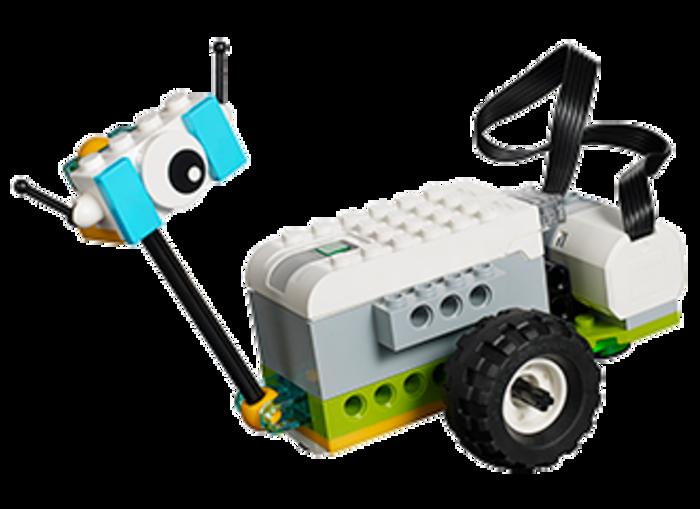 Dream World Robotics_LEGO MINDSTORMS_WE DO