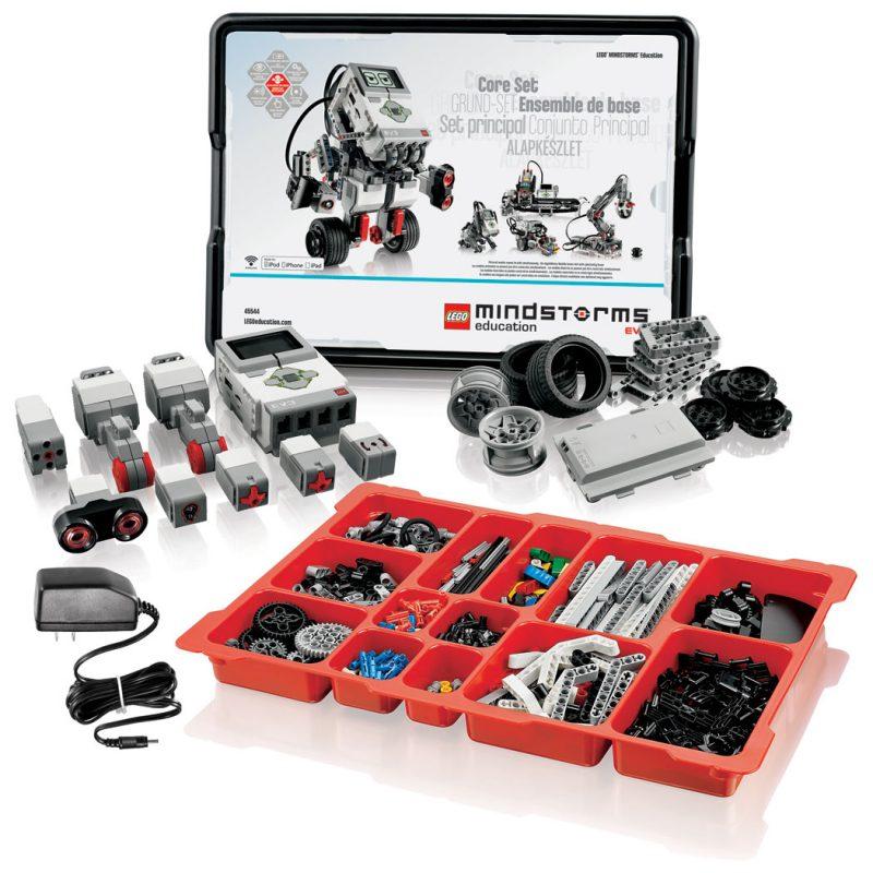 Dream World Robotics_Robotics Class for Kids 8+ - Lego Mindstorms EV3 sets