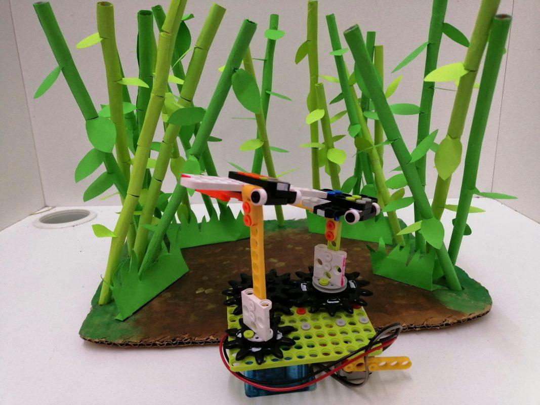 Dream World Robotics- Smart Home- Dragonfly