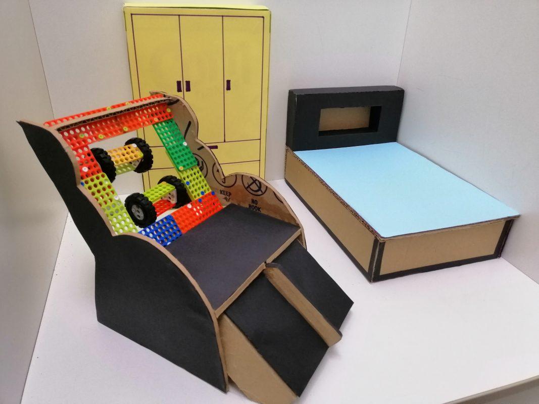 Dream World Robotics- Smart Home- Massage Chair