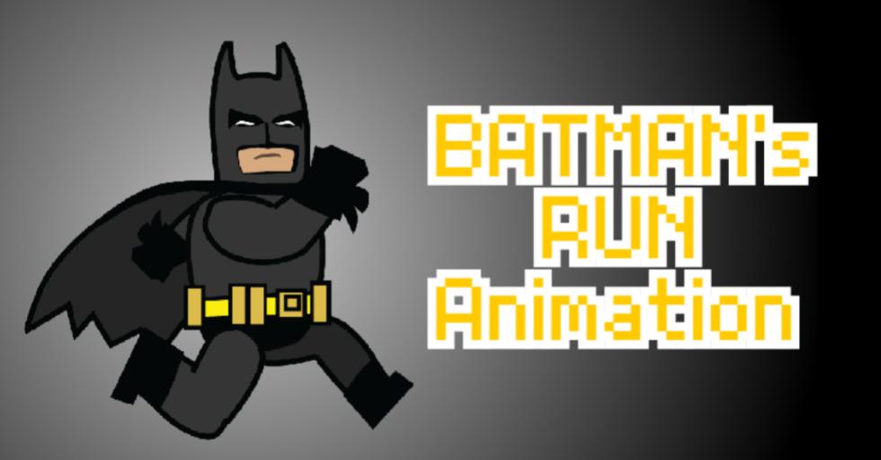 Dream World Robotics Game Coding Class -Batman Run Animation