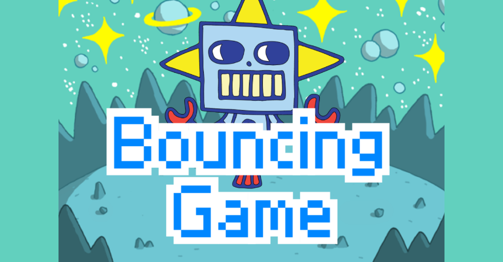 Dream World Robotics Game Coding Class - Bouncing game