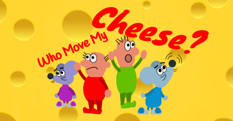 Dream World Robotics Game Coding Class - Who Moved My Cheese?