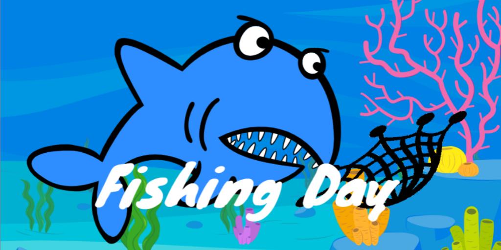 Dream World Robotics Game Design - fishing day game