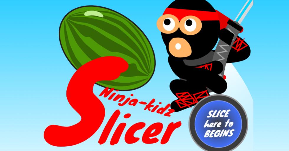 Dream World Robotics Game Coding Class - Ninja-Kidz Slicer