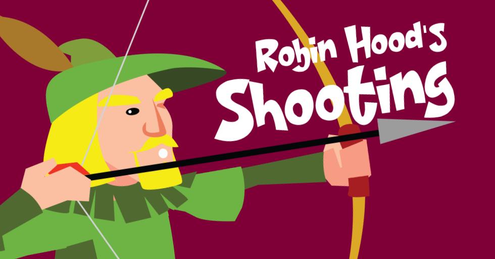 Dream World Robotics Game Coding Class - Robin Hood Shooting