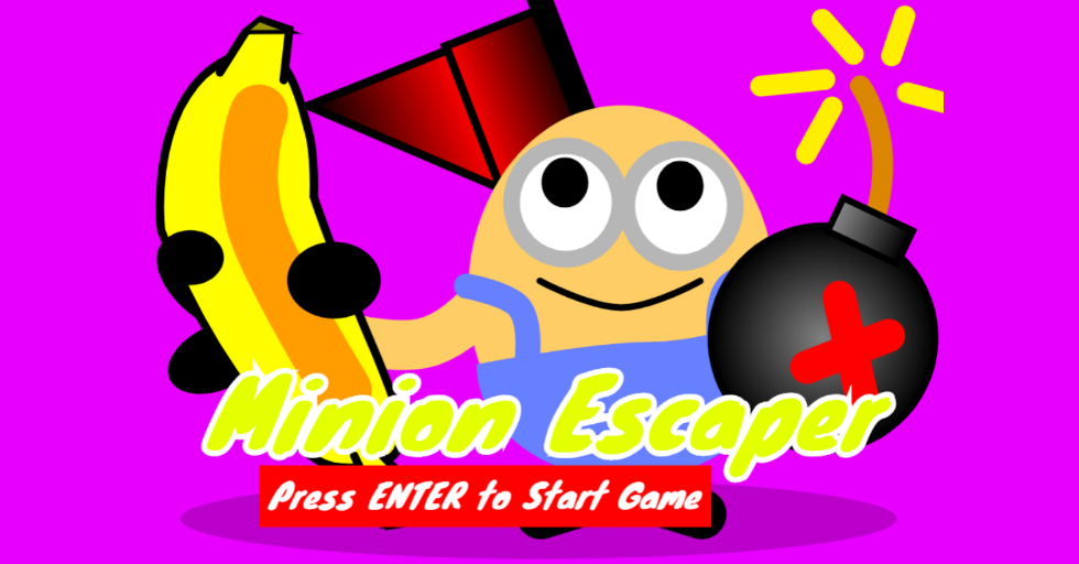 dream world robotics game coding class - minion escaper